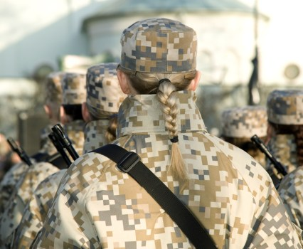 Battle of the Sexes: The Department of Defense Lifts the Restriction on Women in Combat