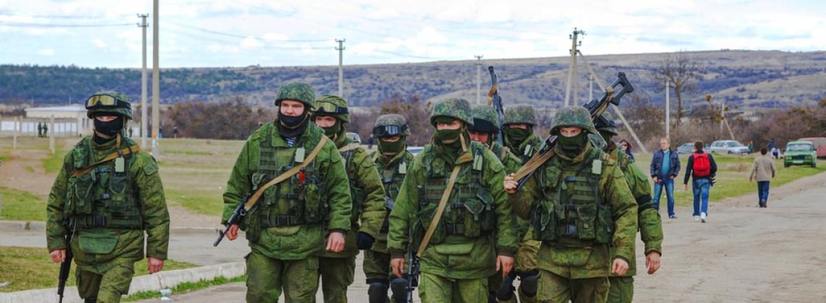 Crisis in Crimea: Can Putin Claim Consent?