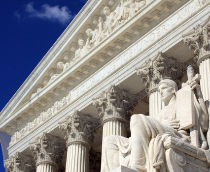 "Supreme Court Requires ""Concrete"" Injury for Standing"