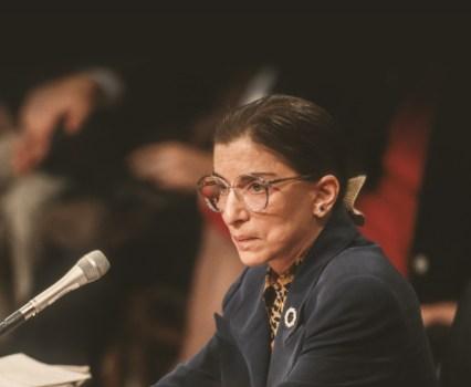 Ruth Bader Ginsburg Versus Colin Kaepernick