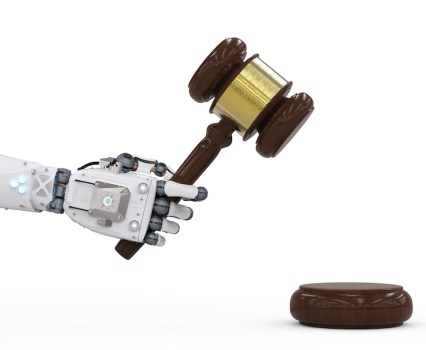 Can Robots Practice Law?