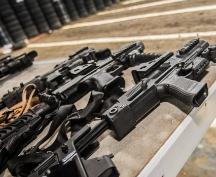 What Happens When Very Few People Own Quite a Few Guns?
