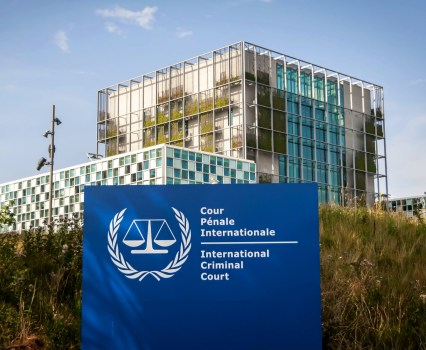 The International Criminal Court and End Games