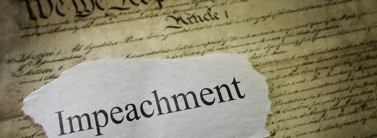 The Voters' One True Power and Impeachment | Marci A. Hamilton ...