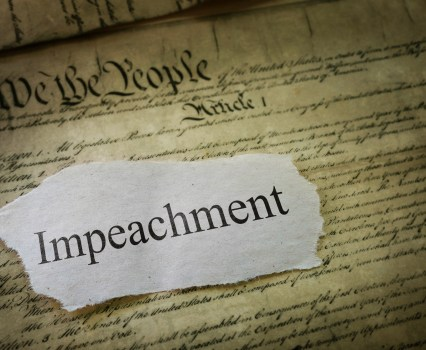 Who May/Should Preside Over Former President Trump's Second Impeachment Trial?