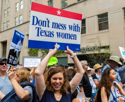 Shame on Texas: Playing Ping-Pong with the Lives of Pregnant People