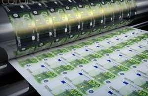 Hoe wordt geld (euro) geprint/ gedrukt?