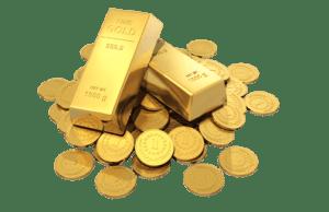 de goudprijs