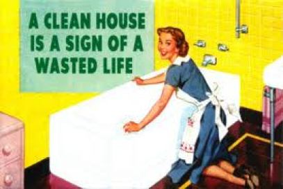a-clean-house-wasted-life