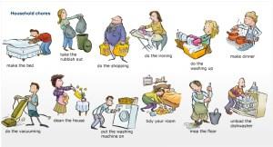 hjemmets-oppgaver