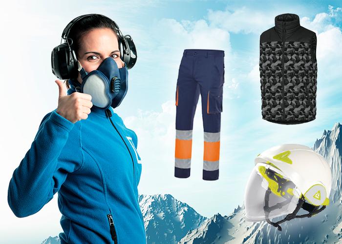 nuevas prendas de protección laboral
