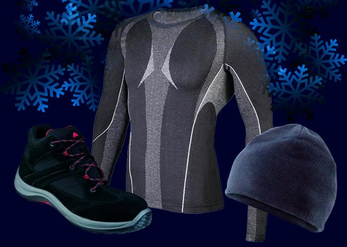 ropa laboral para el frío