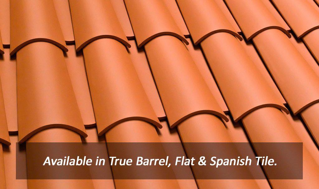 spanish s tile verea clay roof tiles