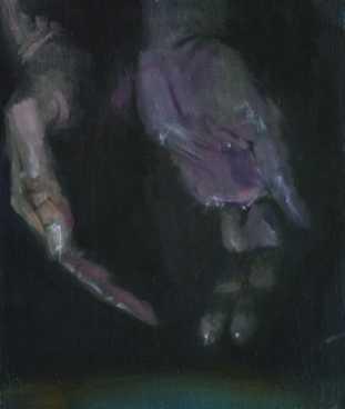 Kehely III., olaj, vászon, 60x50 cm, 2009