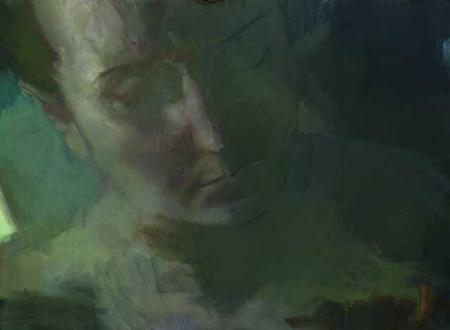 Pro Urbe, olaj, falemez, 125x170 cm, 2008