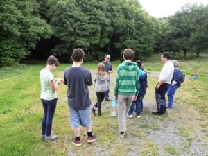Ausflug zum Wildgehege Mesekendahl