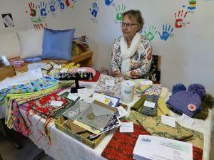 Raphael Verein auf dem Hobby- und Handwerkermarkt in Hagen-Halden