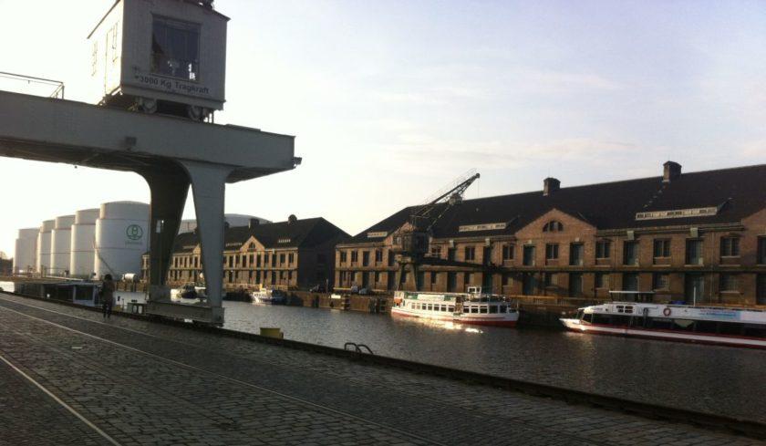 NewWork Event Westhafen/Berlin