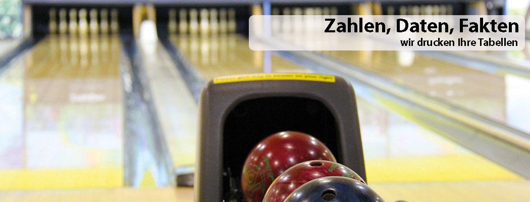 bowling vereinshefte