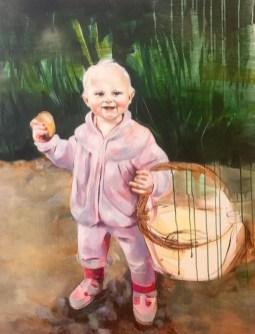 Verena Vaddell visual artist portrait