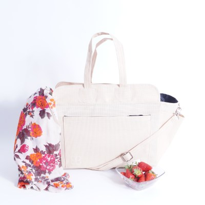 Tote Bag NOHEA in SAND