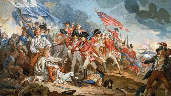 Amerikaanse revolutie – Het ontstaan van de Verenigde Staten
