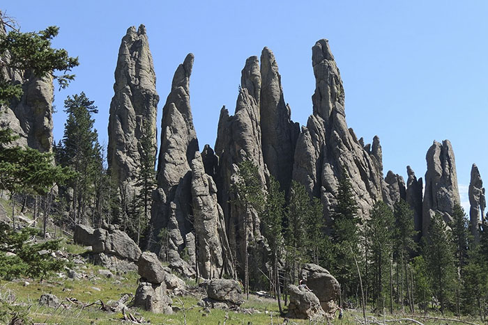 Black Hills – South Dakota – Het land van Crazy Horse!