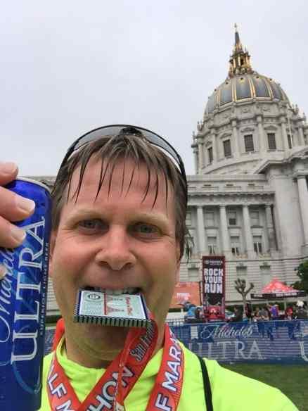 Christiaan Moenis - Onbedoeld naar de USA, maar oh zo verslaafd! - Marathon