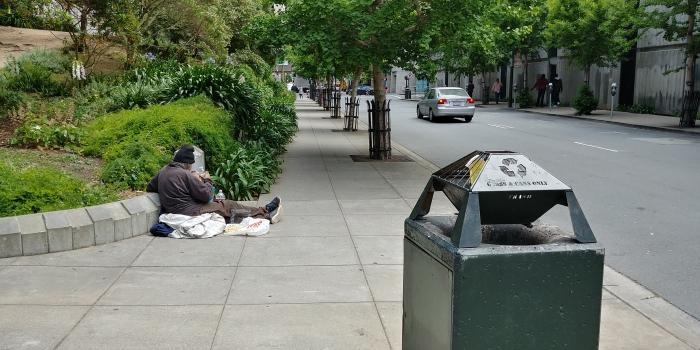 Daklozenprobleem in San Francisco