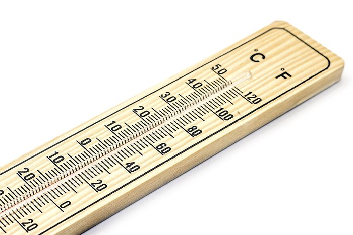 Fahrenheit naar Celsius
