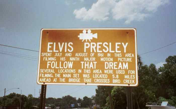 Follow that dream - Elvis is still Alive!