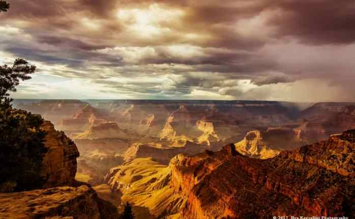 Grand canyon in Arizona - Ilya Korzelius