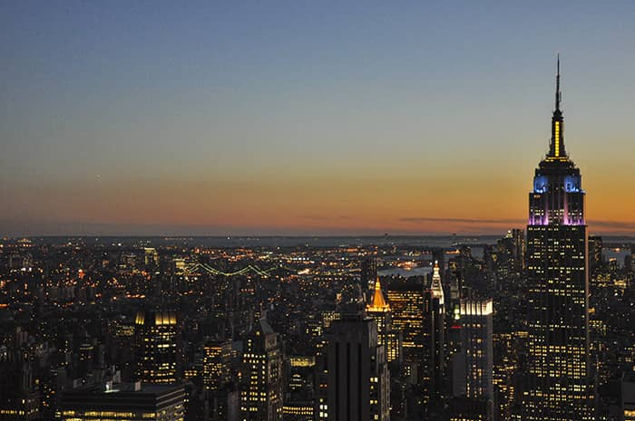 Jim de Heij - New York
