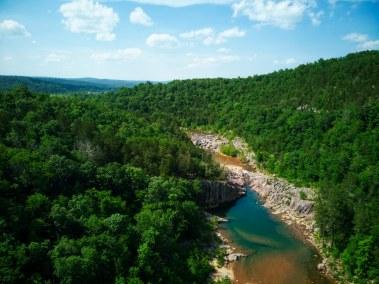 Johnson's Shut-ins state park