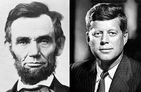 Lincoln versus Kennedy – De toevalligheden!
