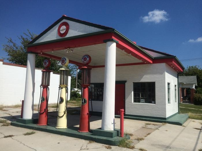 Amerikaanse Gasstations – Vaak iconisch!