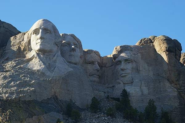 Mount Rushmore – Een populaire toeristische attractie in Amerika!