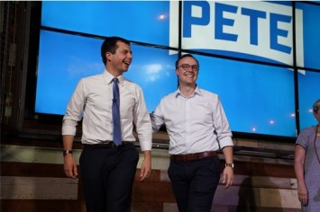 Peter (Pete) Paul Montgomery Buttigieg (37)