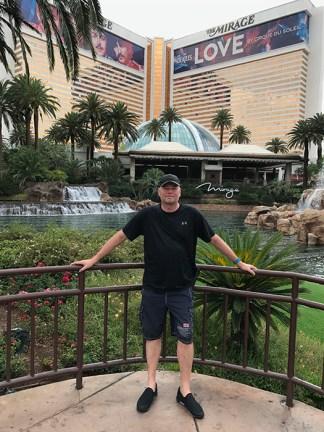Raymond van Barneveld – Fan van Amerika!