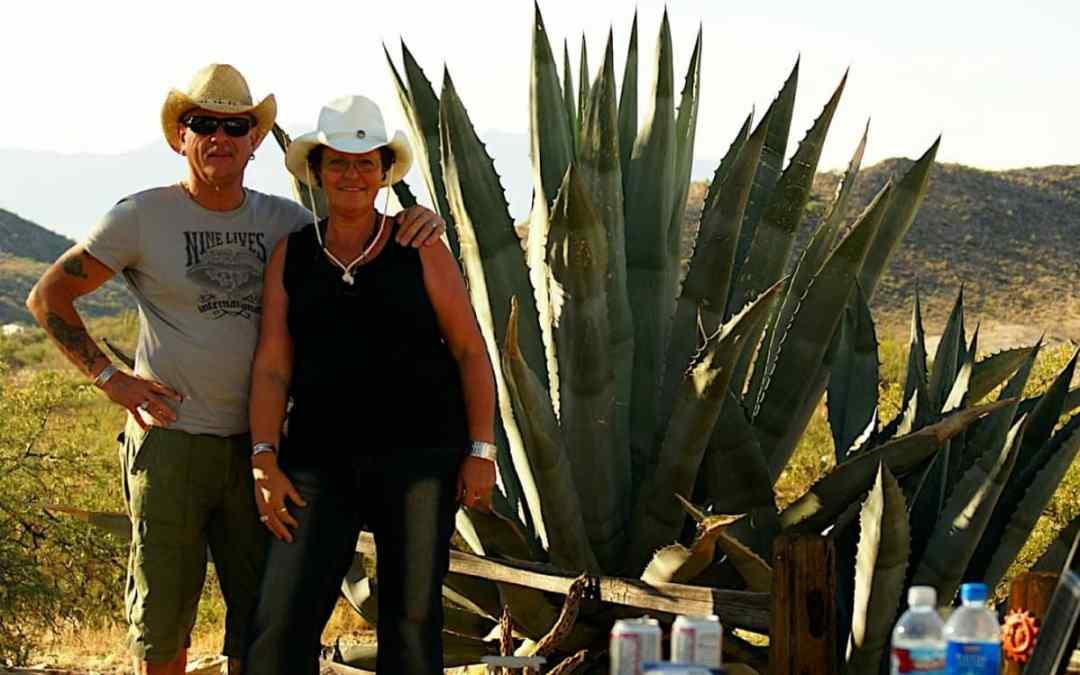 Silvester en Yvonne – Wonen zes maanden per jaar in Arizona!