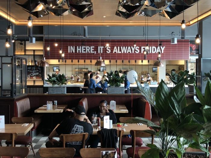 TGI Fridays Utrecht – Een Amerikaanse ervaring in Nederland