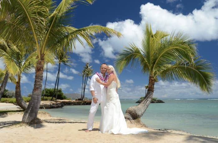 Trouwen in Amerika - Hawaiian Weddings