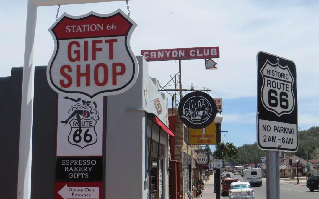 USA Signs – Het bepaald het straatbeeld!