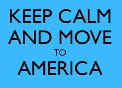 Verhuizen naar de Verenigde Staten