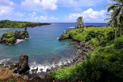 Waianapanapa S.P,Hawaii