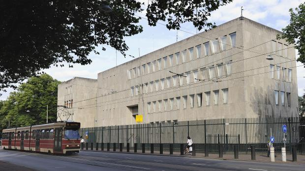 Consulaat & Amerikaanse ambassade