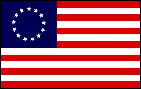 Amerikaanse vlag - Betsy Ross