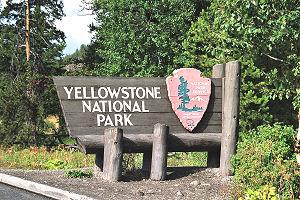 Geschiedenis Yellowstone