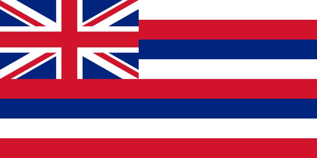 vlag-hawaii-USA4ALL
