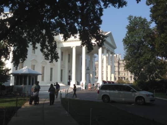 Witte Huis Bezoeken